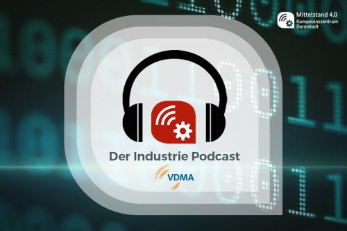 Wo können KMU Künstliche Intelligenz einsetzen? Der VDMA-Podcast erklärt es.