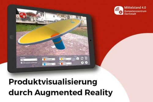 Augmented Reality hilft beim Bau von Spielplätzen.